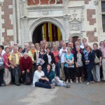 Gruppenbild Chartres-Speyer 2015